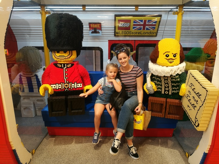 A Day in London (with a 6 YearOld)