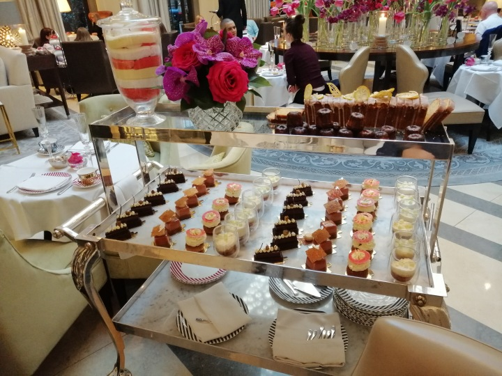 Afternoon Tea at The Corinthia Hotel