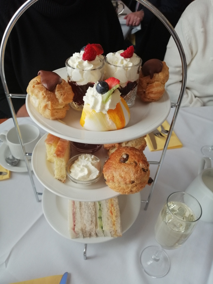 Hardwick Hall Afternoon Tea