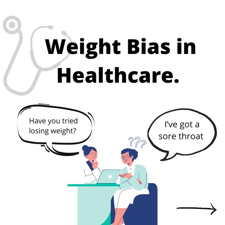 Weight Bias inHealthcare